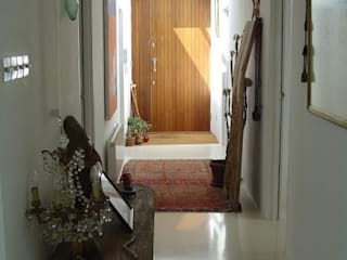 ​Copthall Gardens, Richmond 4D Studio Architects and Interior Designers Modern Corridor, Hallway and Staircase