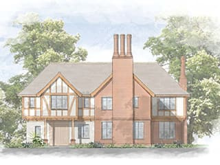 Traditional House Designs for Hampshire sites 4D Studio Architects and Interior Designers Classic style houses