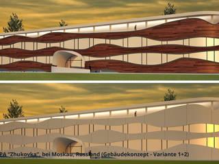 Day-SPA - Projektentwicklung:  Praxen von GID│GOLDMANN - Innenarchitekt in Sehnde