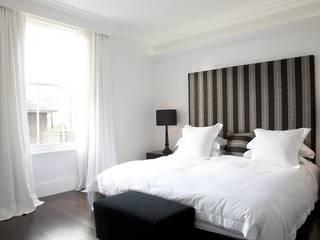 غرفة نوم تنفيذ 4D Studio Architects and Interior Designers