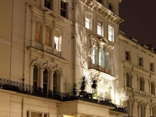 Historic House, Notting Hill, London 4D Studio Architects and Interior Designers クラシカルな 家