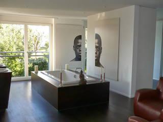 Baños de estilo  por 4D Studio Architects and Interior Designers