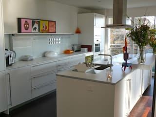 Zurich Apartment 4D Studio Architects and Interior Designers Kitchen