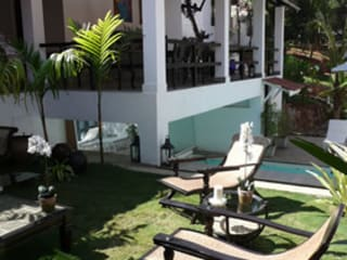Two Houses in Goa 4D Studio Architects and Interior Designers Patios & Decks