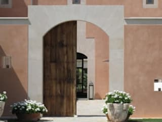 ​Son Fornes, Majorca 4D Studio Architects and Interior Designers 地中海風 家