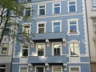Fassadengestaltung Platanenstr.: klassische Häuser von Stuck Hallmann