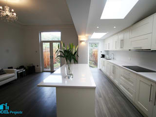 North London Kitchen Extension by Model Projects Ltd Класичний
