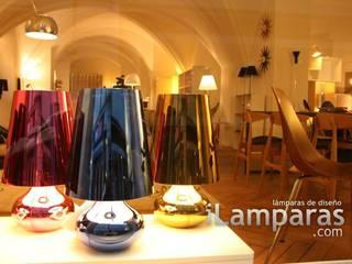 Sala de estar  por iLamparas.com