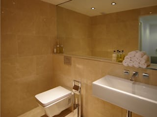 Park Royal Studios Modern bathroom by Amorphous Design Ltd Modern
