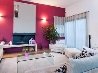 Phòng khách by Interieurs Autrement