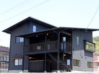 外観: 高野建築が手掛けた家です。
