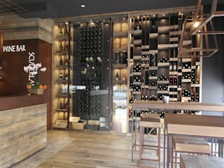 CARLO CHIAPPANI interior designer Country style bars & clubs