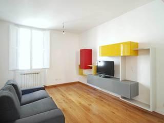 Salas multimedia de estilo  por Arch. Alessandro Interlando
