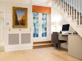 Shawfield Street Klassische Arbeitszimmer von Ardesia Design Klassisch