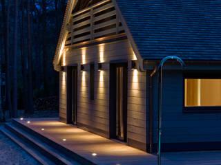 Moderne huizen van blackStones Modern