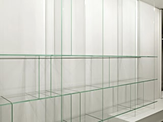 Minimalistische Geschäftsräume & Stores von beatrice pierallini Minimalistisch