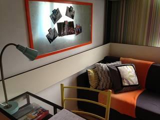 Pre-teen bedroom makeover: eclectic Bedroom by Karolina Barnes Studio