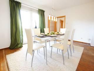 VERKAUFT! 30 Interessenten in 5 Stunden Moderne Esszimmer von HomeStagingDE Modern