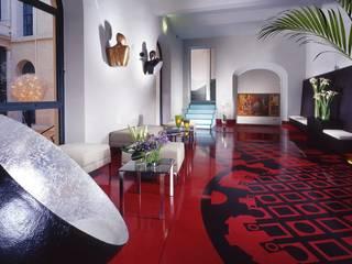 Hotel Art laboratorio di architettura - gianfranco mangiarotti Hotel in stile eclettico