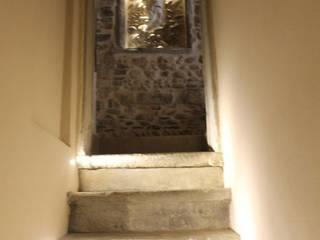 Corridor & hallway by Studio Tecnico Progettisti Associati Ing. Marani Marco & Arch. Dei Claudia