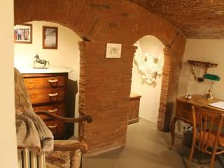 Abitazione in San Frediano, Firenze: Studio in stile  di Studio Tecnico Progettisti Associati Ing. Marani Marco & Arch. Dei Claudia
