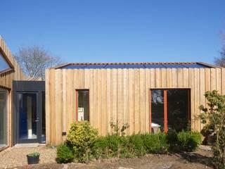 Pond House_Passive House (Passivhaus) Maisons modernes par Forrester Architects Moderne