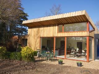 moderne Häuser von Forrester Architects