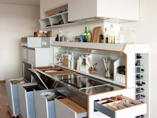 Kitchen by studio andree weissert