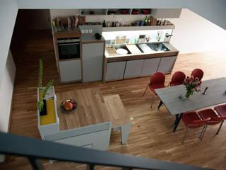 Kitchen design ideas by studio andree weissert
