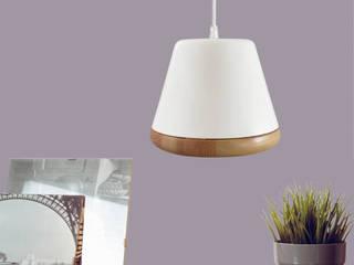 Indigo - Pendant lamp par Sabrina Fossi Design Moderne