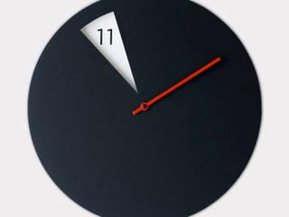 FreakishCLOCK - wall clock:  in stile  di Sabrina Fossi Design