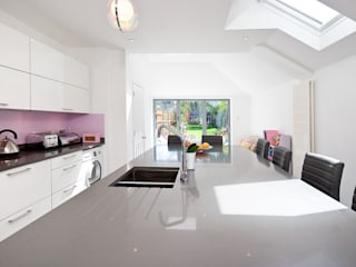 Kitchen Extension A1 Lofts and Extensions Cocinas de estilo moderno