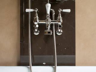 Gilston Road, Salterwath  bath detail :  Bathroom by Britannicus Stone