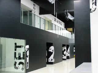 Moderne Bürogebäude von battistellArchitetti Modern