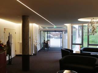 Altenheim am Reppersberg:  Krankenhäuser von Bolz Licht & Wohnen