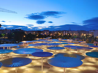 Terraços  por ParedesPino arquitectos
