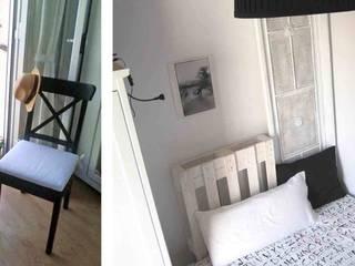 Dormitorios eclécticos de CarlosSobrinoArquitecto Ecléctico