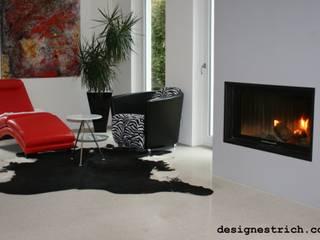 Salas de estilo moderno de EPT Baugesellschaft mbH & Co. KG Moderno