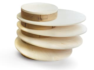 B+P architetti Living roomSide tables & trays