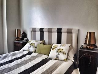 Casa Formosa Camera da letto moderna di Giulia Villani - Studio Guerra Moderno