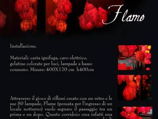 Flame:  in stile  di SeFa Design by nature