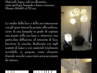 Lightgrown:  in stile  di SeFa Design by nature