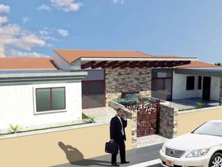 Abitazione cliente privato Case moderne di Studio MP Moderno