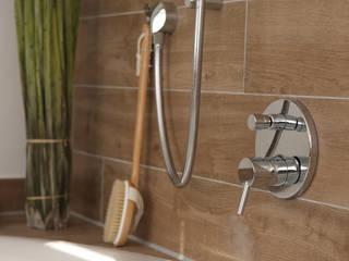 Salle de bain moderne par baqua - Manufaktur für Bäder Moderne