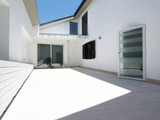 Casas modernas por Gimmigi Lab Architettura Moderno