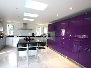 North Yorkshire Home Cinema and Home Automation Installation Cozinhas por Inspire Audio Visual