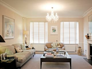 London Media and Home Automation Project Classic style living room by Inspire Audio Visual Classic