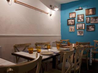 Restaurants de style  par Matteo Bianchi Studio