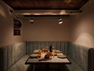 餐廳 by Matteo Bianchi Studio