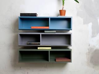 Salas de estilo  por Studio Ziben